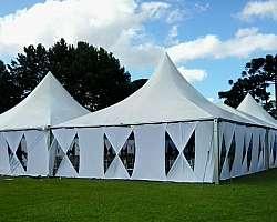 Tendas para grandes eventos