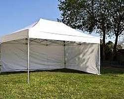 Locação de tendas pantográficas para eventos